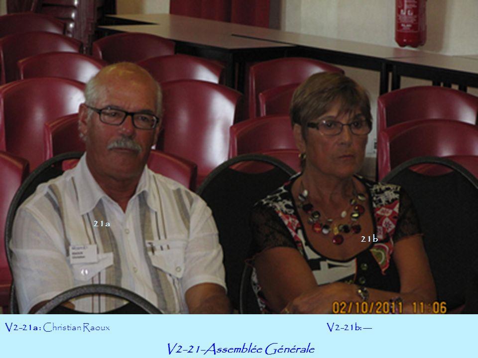V2-21-Assemblée Générale
