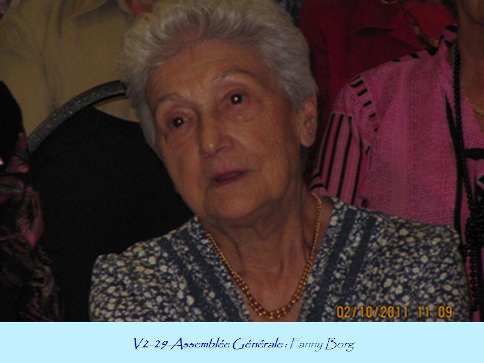 V2-29-Assemblée Générale : Fanny Borg