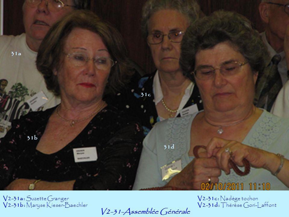 V2-31-Assemblée Générale
