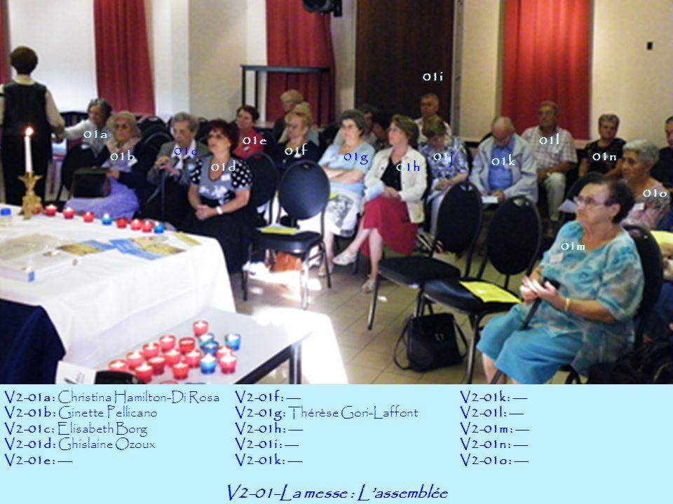 V2-01-La messe : L'assemblée