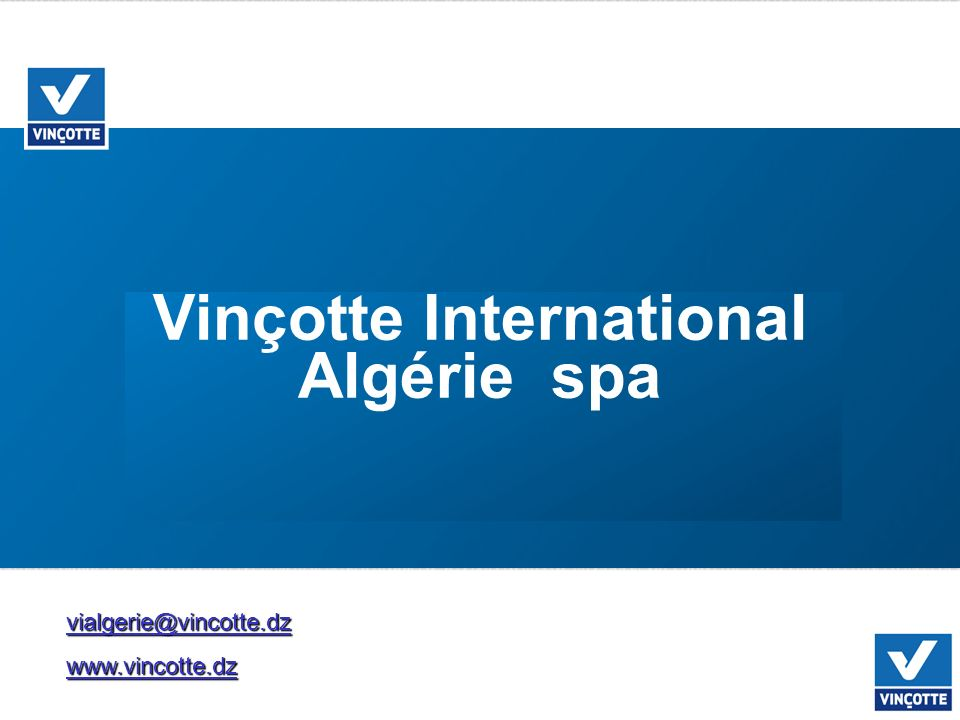 Vinçotte International
