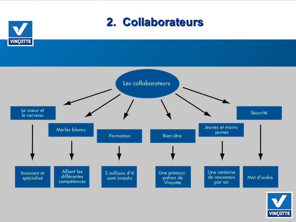 2. Collaborateurs
