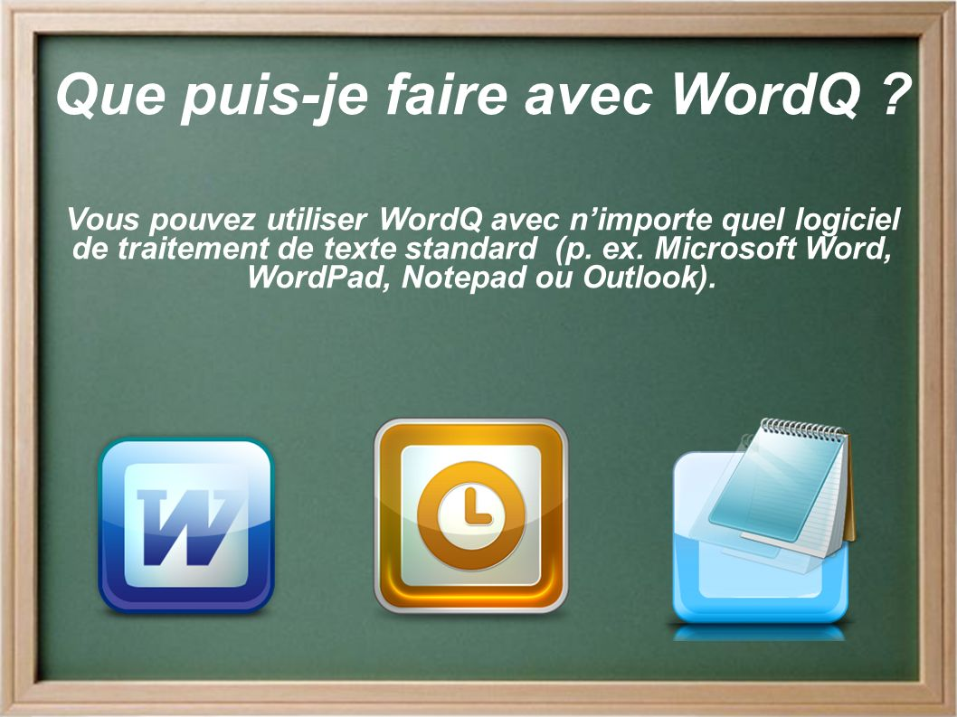 Que puis je faire avec wordq ppt t l charger - Telecharger traitement de texte open office ...