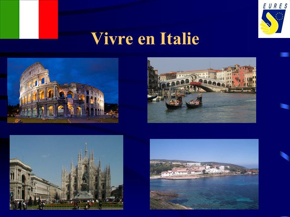 Vivre en Italie