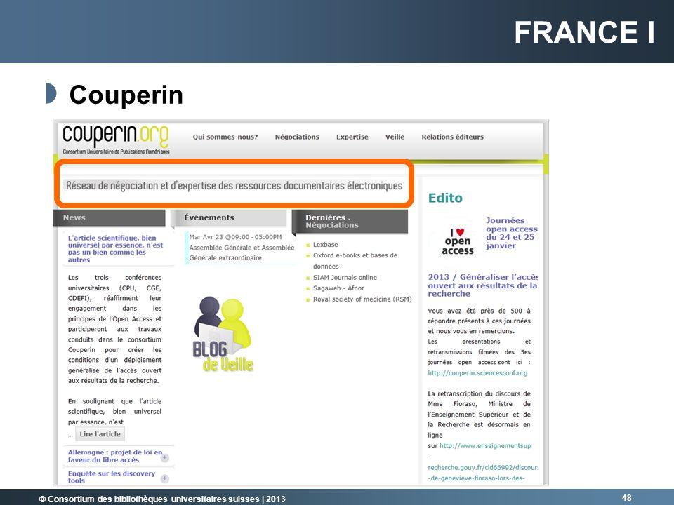 France I Couperin