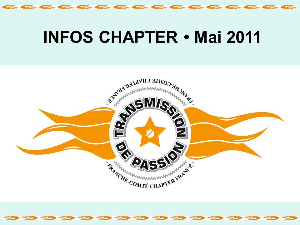 Franche-Comté Chapter France