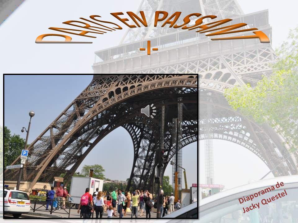 PARIS EN PASSANT -I- Diaporama de Jacky Questel