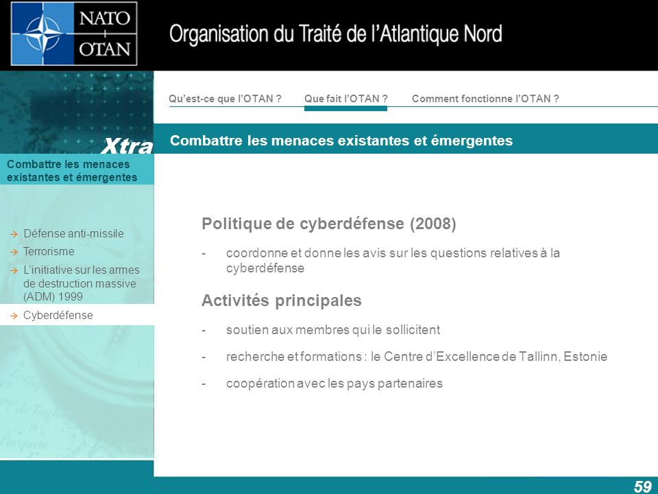 Politique de cyberdéfense (2008)
