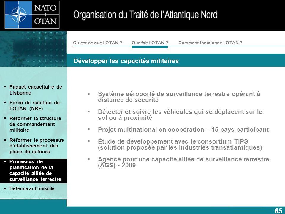 Projet multinational en coopération – 15 pays participant