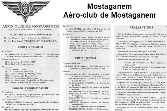Aéro-club de Mostaganem