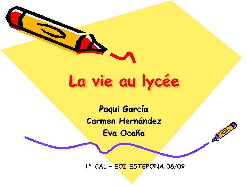 Paqui García Carmen Hernández Eva Ocaña