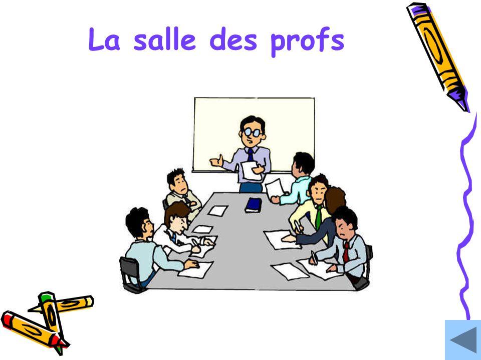 La salle des profs
