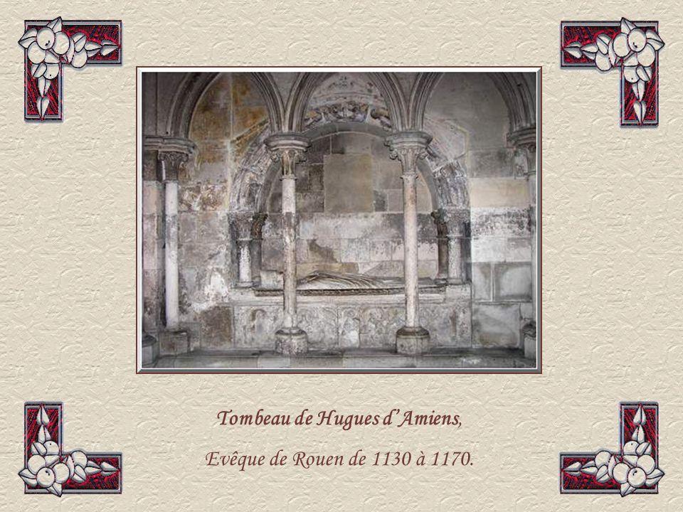 Tombeau de Hugues d'Amiens,