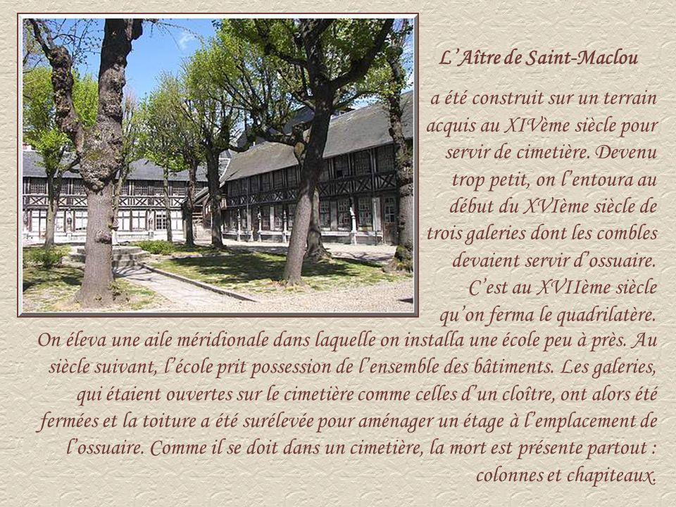 L'Aître de Saint-Maclou