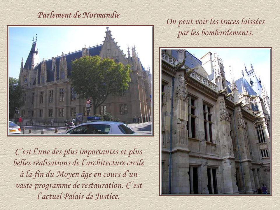 Parlement de Normandie