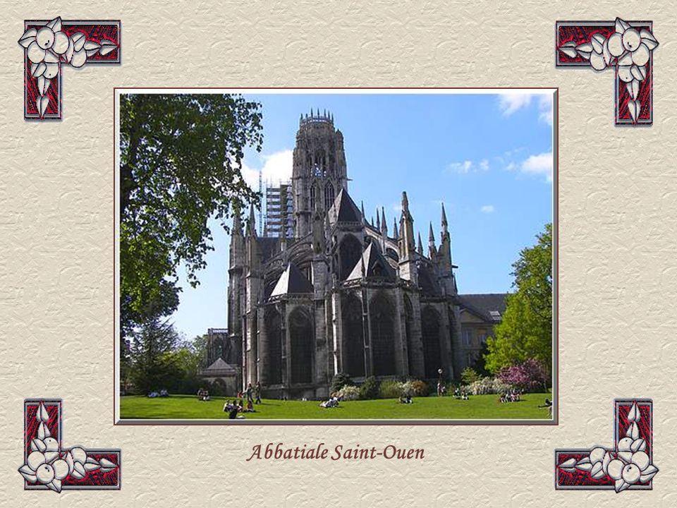 Abbatiale Saint-Ouen