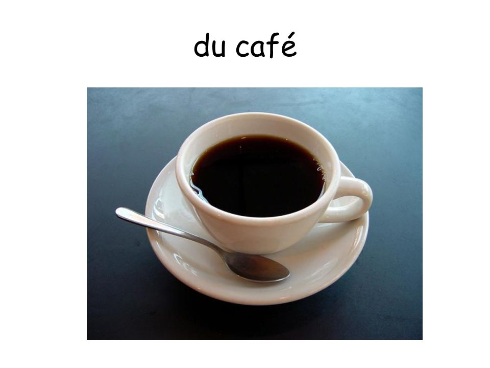 du café