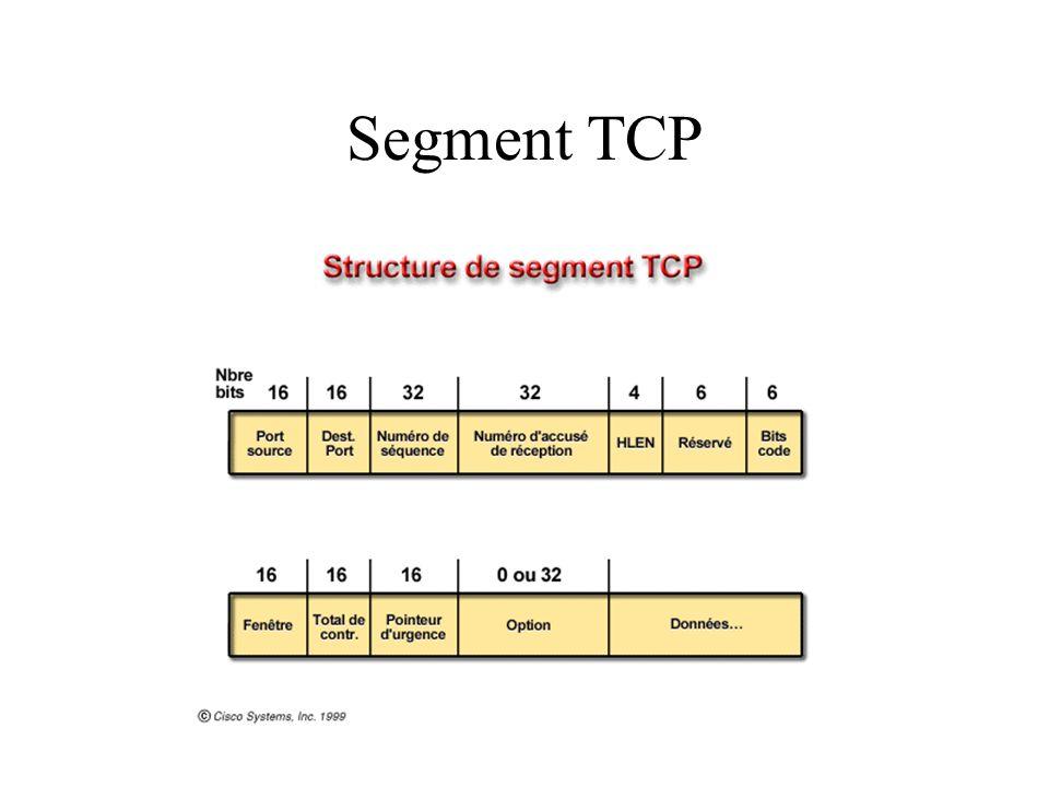 Segment TCP