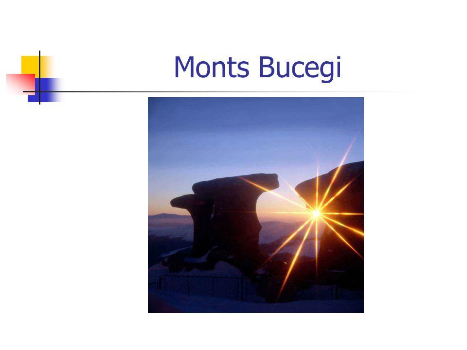Monts Bucegi
