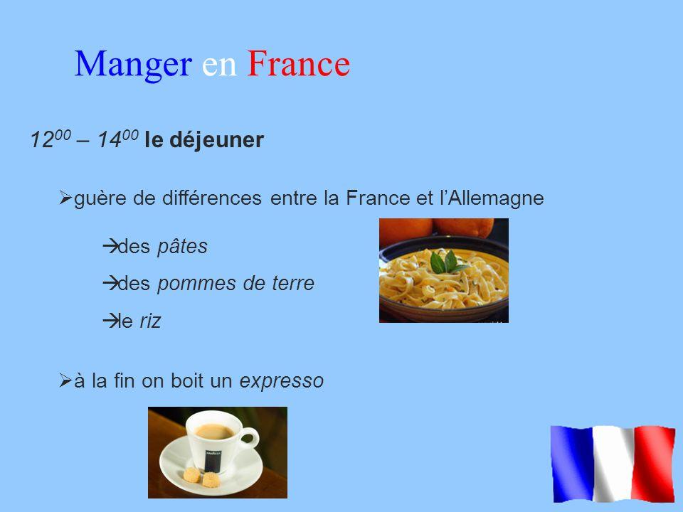 Manger en France 1200 – 1400 le déjeuner
