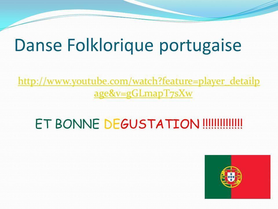 Danse Folklorique portugaise