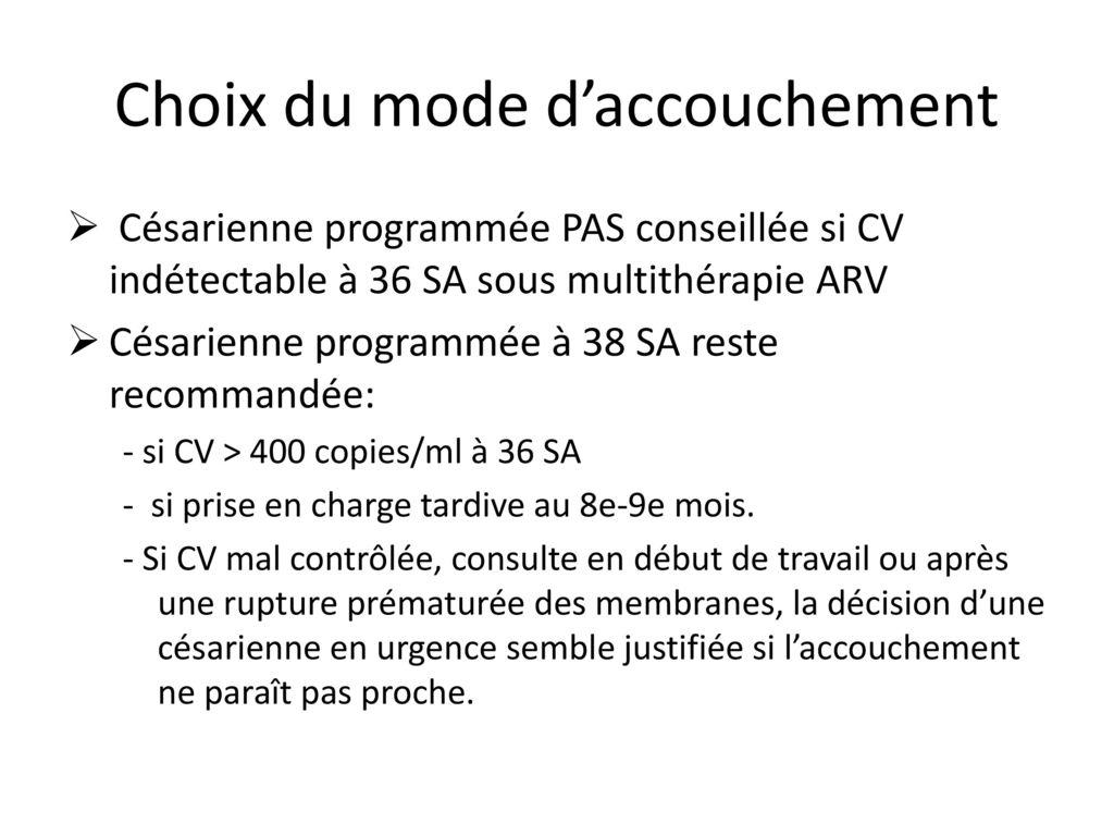 Histoire naturelle du vih sida ppt video online t l charger - Grossesse apres fausse couche tardive ...