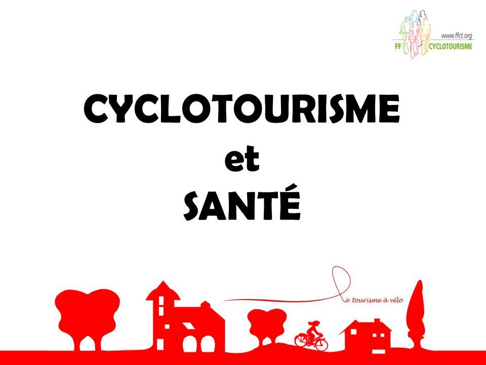 CYCLOTOURISME et SANTÉ