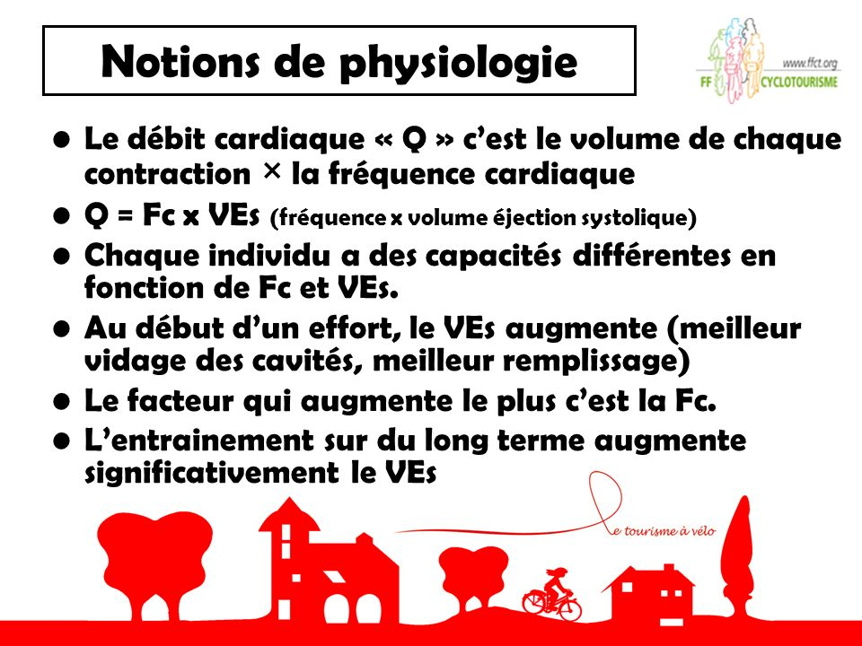Notions de physiologie