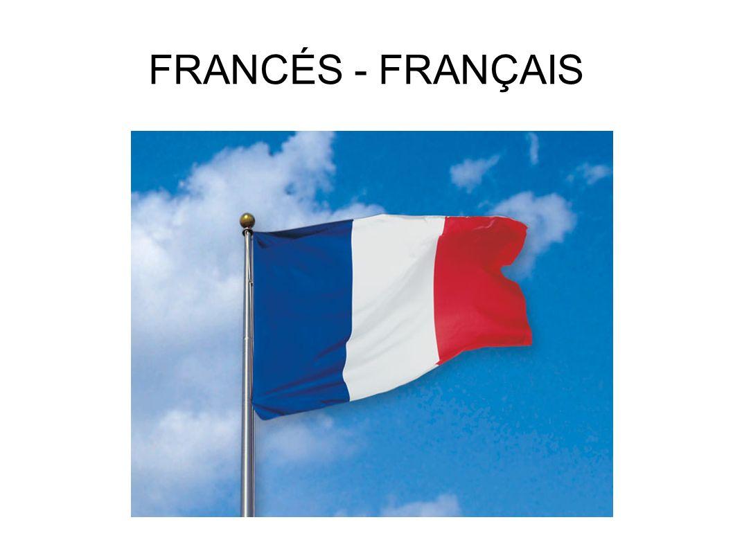 FRANCÉS - FRANÇAIS