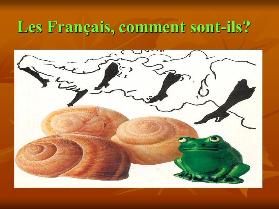 Les Français, comment sont-ils