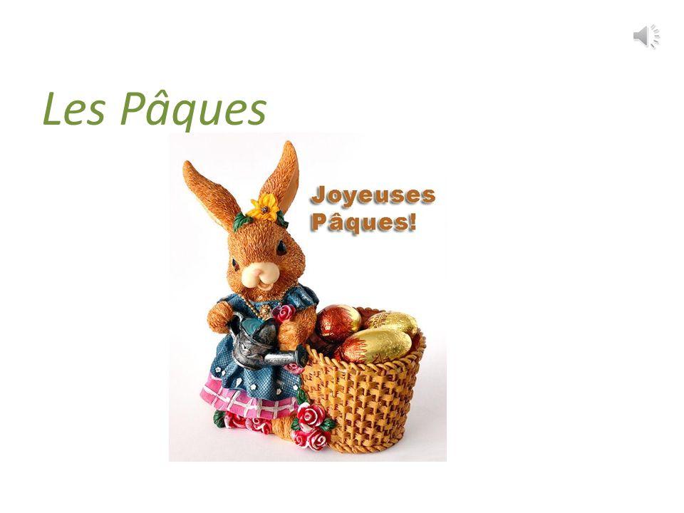 Les Pâques
