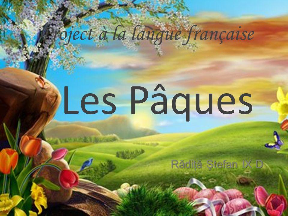 Les Pâques Rădiţă Ştefan IX D