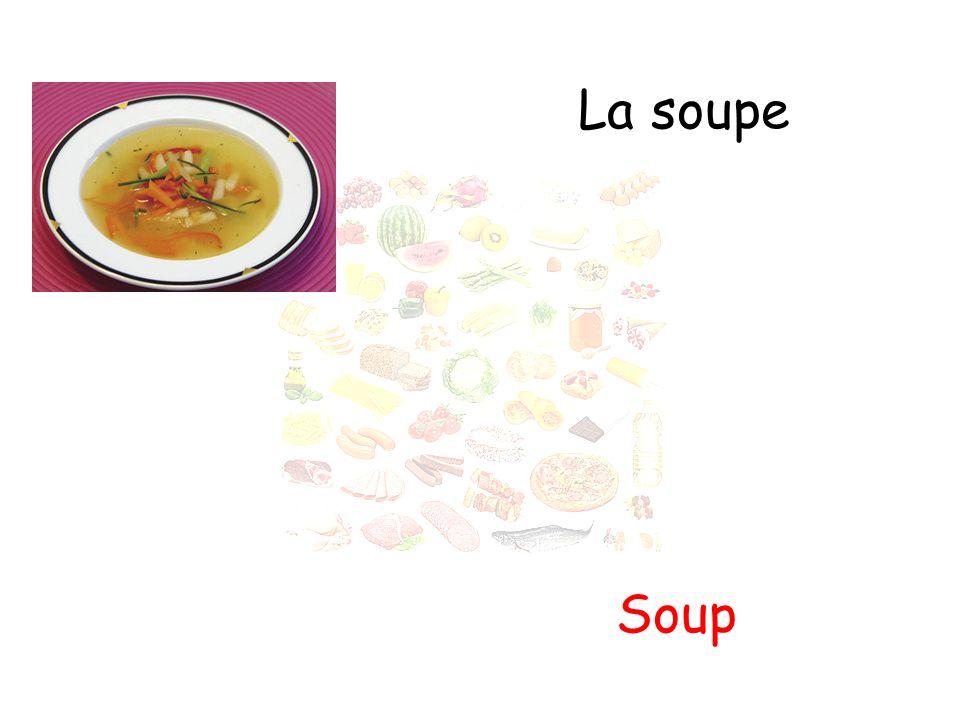 La soupe Soup