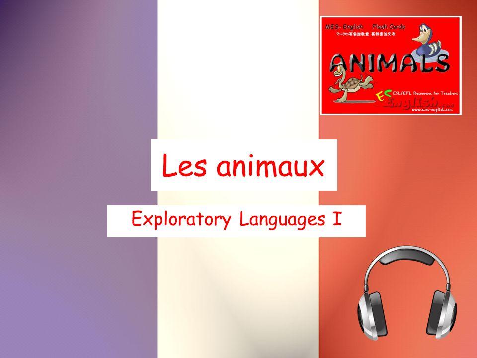 Exploratory Languages I
