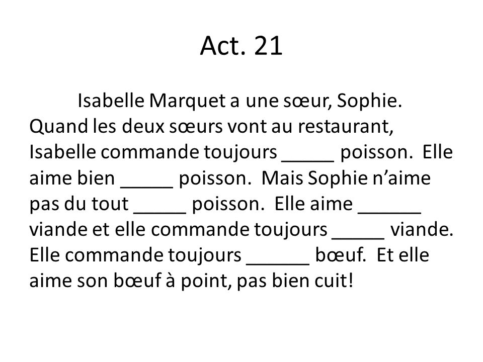 Act. 21