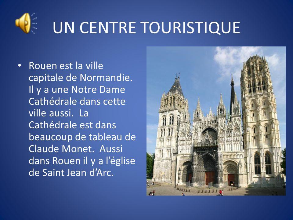 UN CENTRE TOURISTIQUE