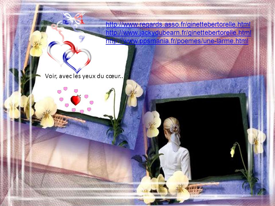 http://www.regards.asso.fr/ginettebertorelle.html http://www.jackydubearn.fr/ginettebertorelle.html.
