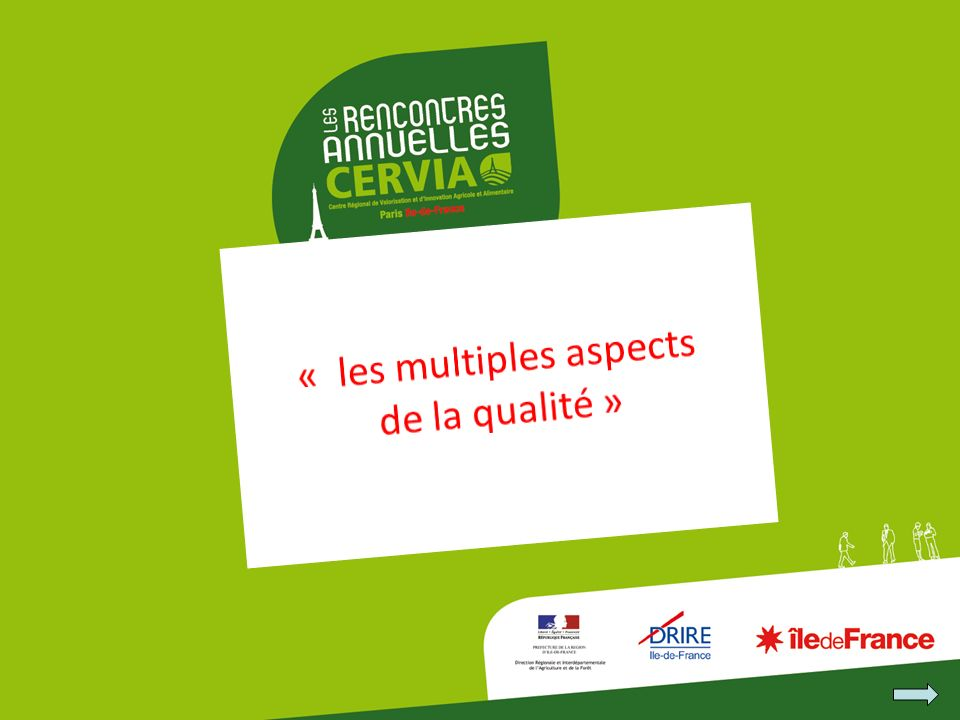 « les multiples aspects