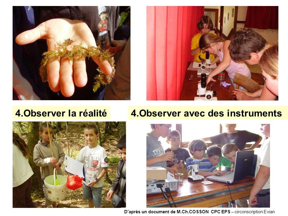 4.Observer avec des instruments