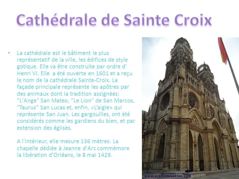Cathédrale de Sainte Croix