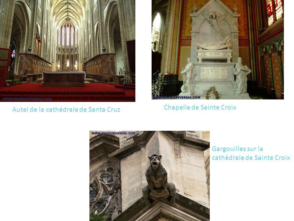 Chapelle de Sainte Croix