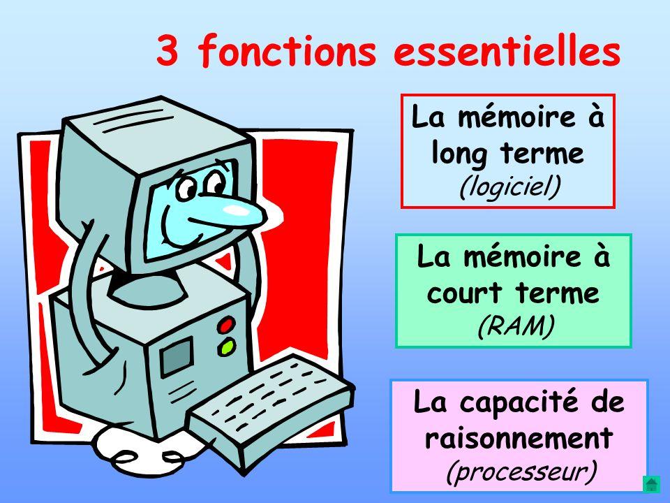 3 fonctions essentielles