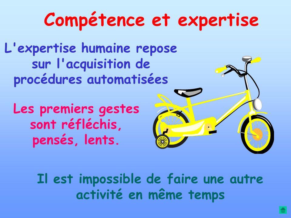 Compétence et expertise