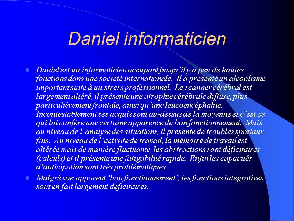 Daniel informaticien