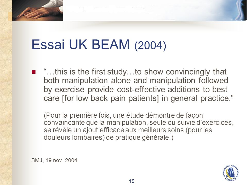 Legoretta et al (2004)