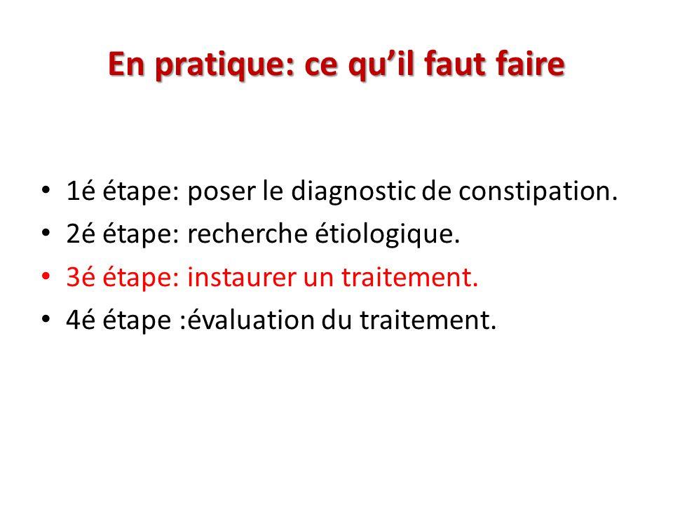constipation chez le nourrisson pdf