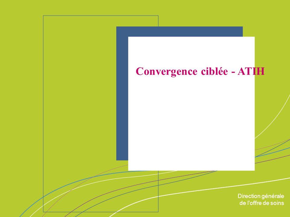 Convergence ciblée - ATIH