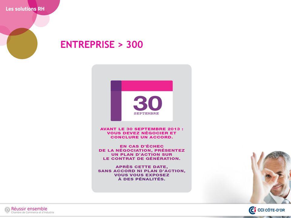 ENTREPRISE > 300