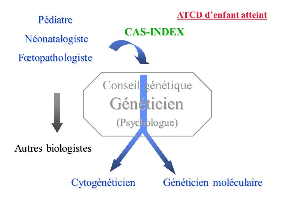Généticien moléculaire