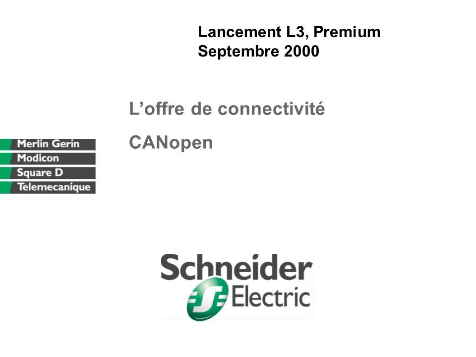 Lancement L3, Premium Septembre 2000